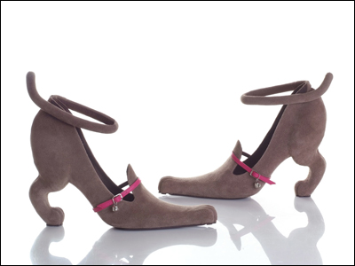KOBI LEVI- FOOTWEAR DESIGN