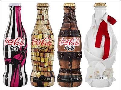 Coca-Cola - Tribute to Fashion 2010