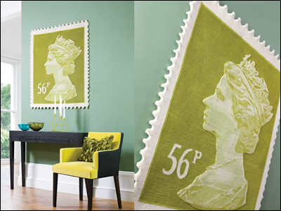 Stamp Rugs Offically Licenced by The Royal Mail