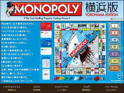 横浜版モノポリー