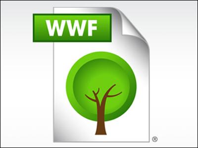 Save as WWF, Save a Tree