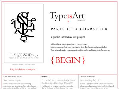 Type is Art