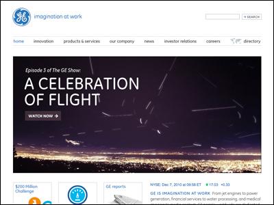 GE : imagination at work