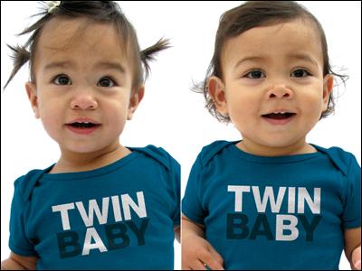 sunug attack TWIN BABY A/B