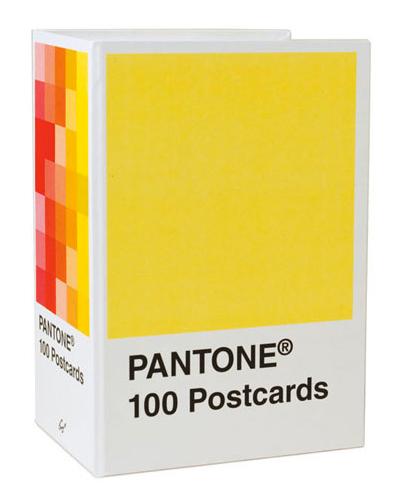 Pantone Postcard Box: 100 Postcards
