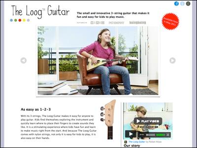 The Loog Guitar