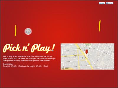 Pick n' Play