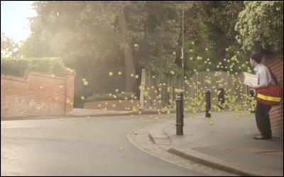 Wimbledon as you've never seen it before