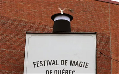 Quebec City Magic Festival