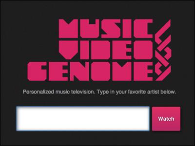 Music Video Genome