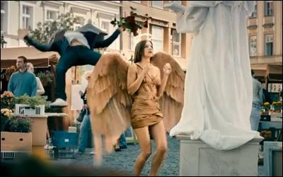 My Angel Girlfriend..