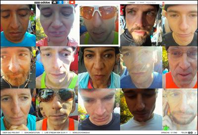 adidas - Das Angesicht des Marathons