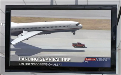 Nissan Frontier: Landing Gear