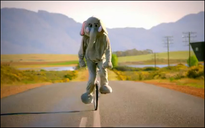 ColdplayのPV「Paradise」