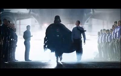 Currys PC World 2011 Official Ad - Vader's Visit Director's Cut (Darth Vader Star Wars)