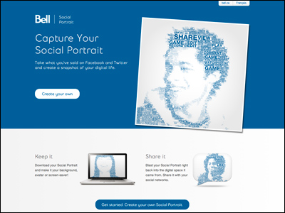 Bell Social Portrait