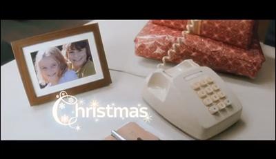 Sky Movies Christmas Advert 2011