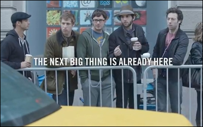 Why Wait? The Next Big Thing Is Already Here