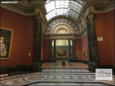 National Gallery Virtual Tour