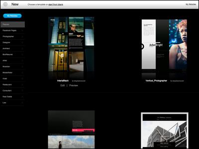IM CREATOR - Design your website