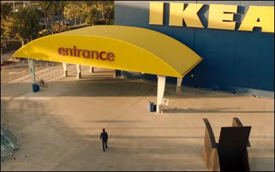 Take Google Maps inside IKEA
