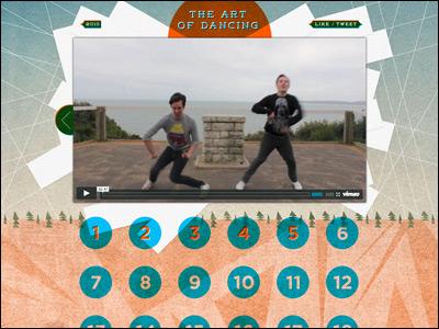 .:.The Art of Dancing by Lewis & Luke.:.