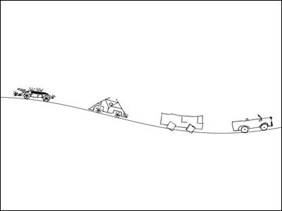 The Single Lane Super Highway