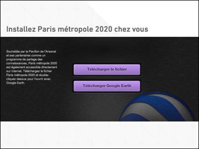 PARIS, LA METROPOLE ET SES PROJETS