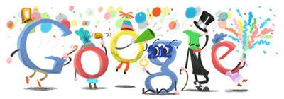 Google 大晦日