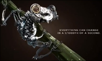 TAG Heuer Greeting Best Wishes For 2012