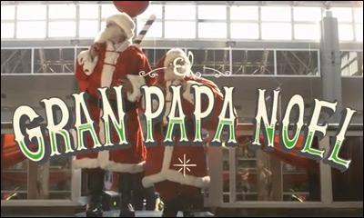 El gran Papá Noel