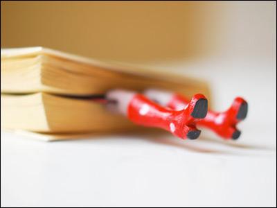 MyBookmark Unusual art bookmarks