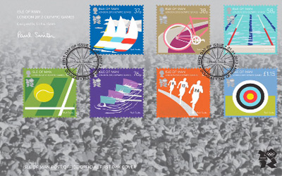The Isle Of Man Stamps