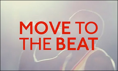 Move to the Beat of London 2012