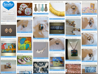 MScrollsy.com - Scrolls Etsy.com