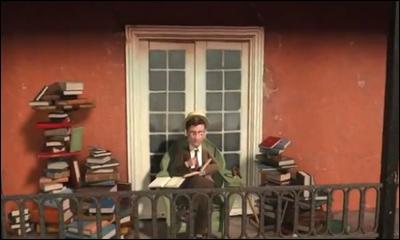 THE FANTASTIC FLYING BOOKS OF MR.MORRIS LESSMORE
