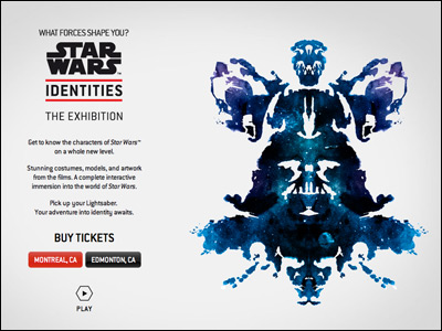 Star Wars™ Identities - The Exhibition