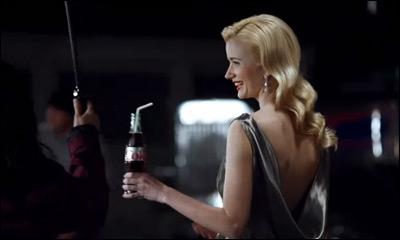 Credit - Diet Coke Oscars Commercial