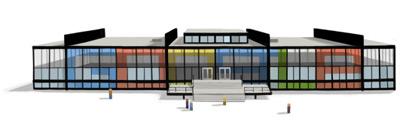 Google ミース・ファン・デル・ローエ(Ludwig Mies van der Rohe)生誕126周年