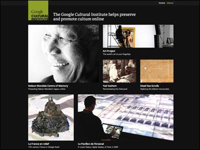 The Google Cultural Institute
