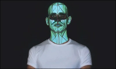 Explore Your Dual World - Human Face Video Mapping