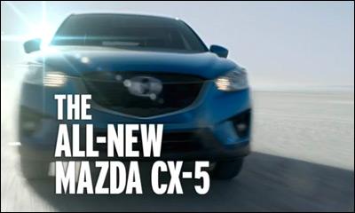 Better. Stronger. Smarter. — Mazda CX-5