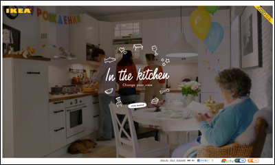 In the kitchen - Change your view