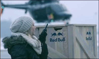 Red Bull Airdrop