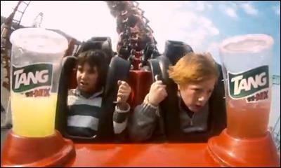 Tang: Shaker Roller Coaster