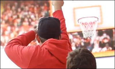Free Throws like Dirk Nowitzki presented by ING-DiBa