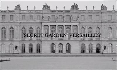 Secret Garden - Versailles