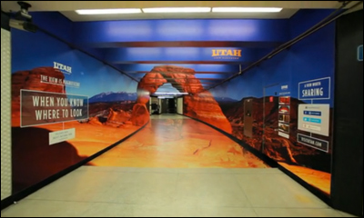 Utah Office of Tourism - Montgomery Tunnel Case Study