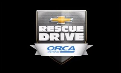 Rescue Drive Orca Chevrolet