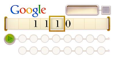 Google アラン・チューリング生誕100周年